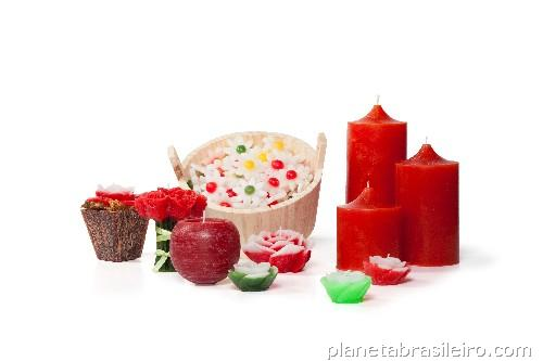 Senso de arte velas aromas e decora o em natal telefone endere o e site - Aromas para velas ...