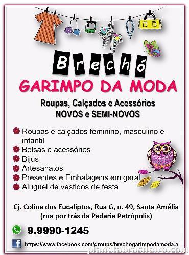904b99cf8ce Brechó Garimpo Da Moda-al em Maceió